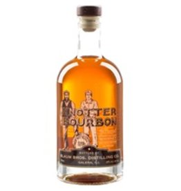 Bourbon Blaum Brothers Knotter Straight Bourbon Whiskey 750ml
