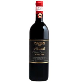 Italian Wine Nittardi Chianti Classico Reserva 2009 750ml