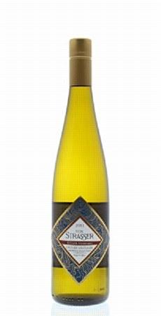 American Wine Von Strasser Gruner Veltliner Estate Vineyard Diamond Mountain District Napa Valley 2012 750ml