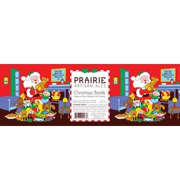 Beer Prairie Christmas Bomb 355ml