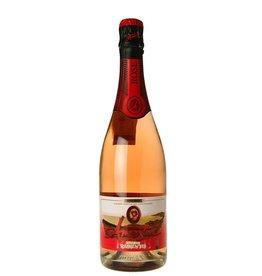 Spanish Wine Ameztoi Rubentis Txakolina Metodo Chamepenoise Rosado 2016 1.5L Magnum