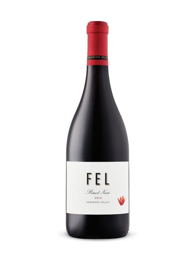 American Wine Fel Pinot Noir Anderson Valley Sonoma 2015 750ml