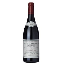 French Wine Bruno Clair Gevrey-Chambertin Cazetiers 1er Cru 2012 750ml