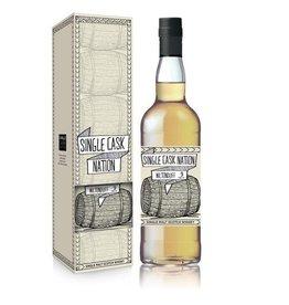 Scotch Single Cask Nation Miltonduff 9 year Single Malt Scotch Whisky 750ml