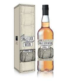 Scotch Single Cask Nation Laphroaig 10 Year Single Malt Scotch Whisky 750ml