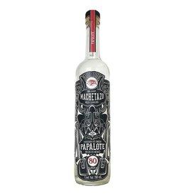 """Tequila/Mezcal Mayalen Machetazo Mezcal Joven """"Wild Cupreata"""" 750ml"""
