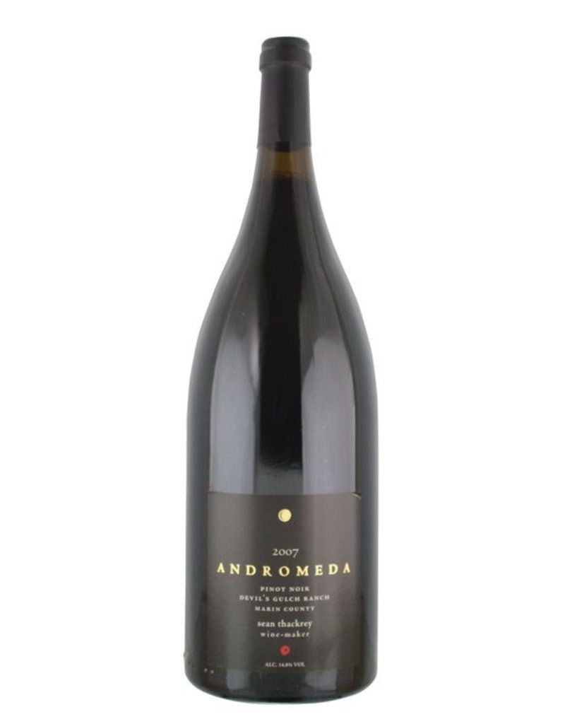"American Wine Sean Thackrey ""Andromeda"" Pinot Noir Devil's Gulch Ranch Marin County 2006 1.5L Magnum"