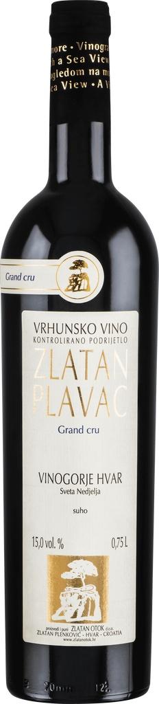 Eastern Euro Wine Zlatan Plavac Grand Cru Vrhunsko Vino 2010 750ml