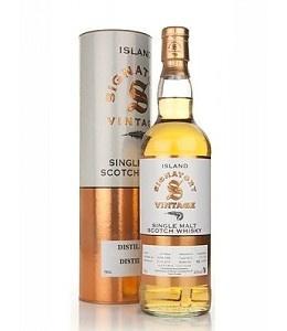Scotch Signatory Aultmore 2005 9 year Single Malt Scotch Whisky Cask No. 900116 50.8% 750ml