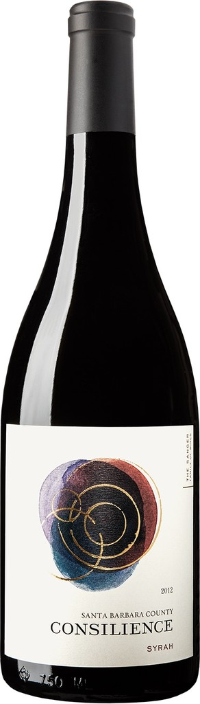American Wine Consilience Syrah Santa Barbara County 2013 750ml