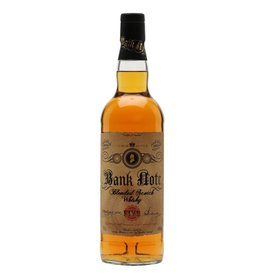 Scotch Bank Note Blended Scotch Whisky 1.75L
