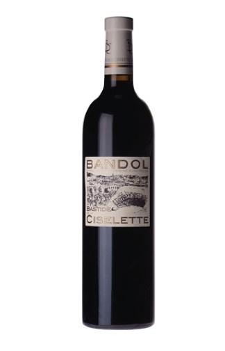 French Wine Bastide de la Ciselette Bandol Rouge 2014 750ml