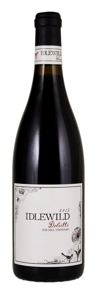 American Wine Idlewild Dolcetto Fox Hill Vineyard 2015 750ml