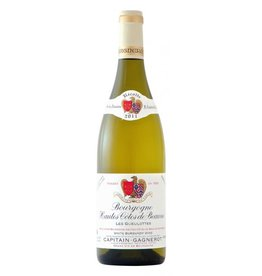"French Wine Capitain-Gagnerot Hautes-Cotes de Beaune Blanc ""Les Gueulottes"" 2015 750ml"