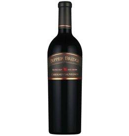 Italian Wine Pepper Bridge Merlot Walla Walla 2011 750ml