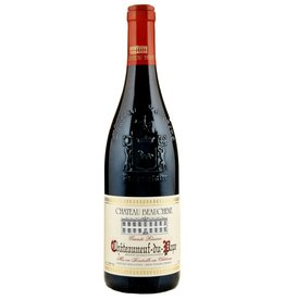 French Wine Chateau Beauchene Chateauneuf -du-Pape Rouge 2013 750ml