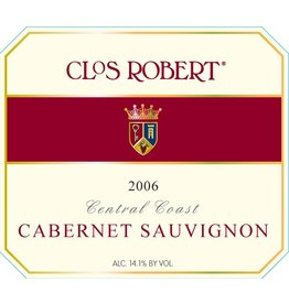 South American Wine Clos Robert Cabernet Sauvignon 2014 750ml