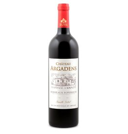 French Wine Chateau Argadens Bordeaux Superieur 2012 750ml