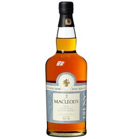 Scotch Macleod's Islay Single Malt Scotch Whisky 750ml