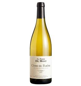 """French Wine La Ferme du Mont """"La Truffiére"""" Cotes du Rhone Blanc 2014 750ml"""