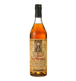 Bourbon Old Rip Van Winkle Handmade Bourbon 10 year old 107 proof 750ml