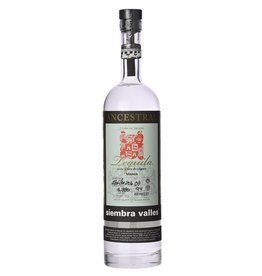 """Tequila/Mezcal Siembra Valles Tequila """"Ancestral"""" Blanco 750ml"""