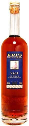 Brandy Kelt Cognac VSOP 375ml