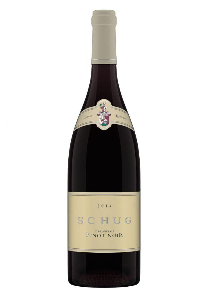 American Wine Schug Carneros Pinot Noir 2016 750ml