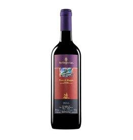 Italian Wine San Giorgio a Lapi Fiore di Maggio Toscana Rosso 2016 750ml