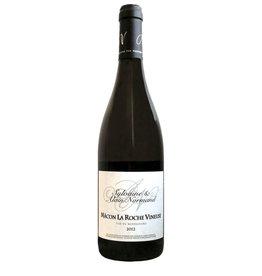 French Wine Sylvaine & Alain Normand Macon La Roche Vineuse 2016 750ml