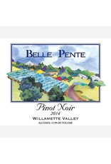 American Wine Belle Pente Pinot Noir Willamette Valley 2015 750ml