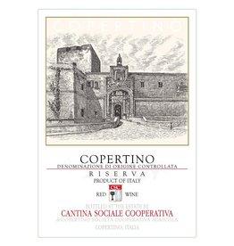 Italian Wine Cantina Sociale Cooperativa Copertino Riserva 2008 750ml