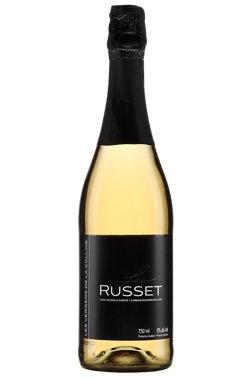"""Cider Les Vergers de la Colline """"Russet"""" Carbonated Cider 750ml"""