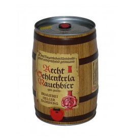 Beer Aecht Schlenkerla Rauchbier Five Liter Can