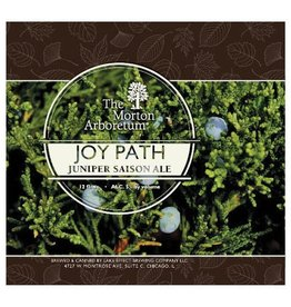Beer Lake Effect Joy Path Juniper Lime Saison 6pk