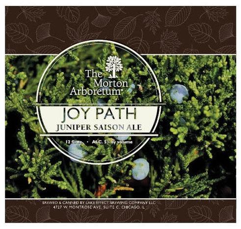 Beer Lake Effect Joy Path Juniper Lime Saison 6pk