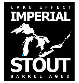 Beer Lake Effect Barrel Aged Imperial Stout 22oz