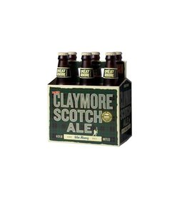 "Beer Great Divide ""Claymore"" Scotch Ale 6pack Bottles"