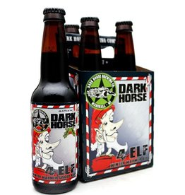 "Beer Dark Horse ""4 Elf"" Winter Warmer Spiced Ale 4 Pack"