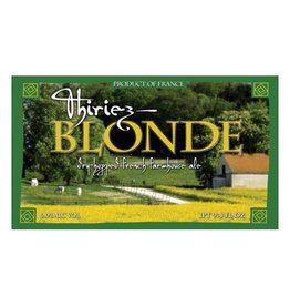 Beer Thiriez Blonde Dry-Hopped French Farmhouse Ale 750ml