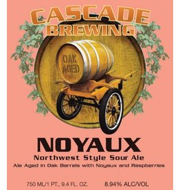 "Beer Cascade ""Noyaux"" Northwest Style Sour Ale 2014 Project 750ml"