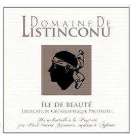 French Wine Domaine de Listinconu Ile de Beauté Rosé Corsica 2016 750ml