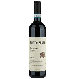 Italian Wine Franco Serra Dolcetto d'Alba 2015 750ml