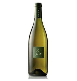 Eastern Euro Wine Kabaj Sivi Pinot (Orange Wine)100% Pinot Gris Goriska Brda Slovenia 2013 750ml