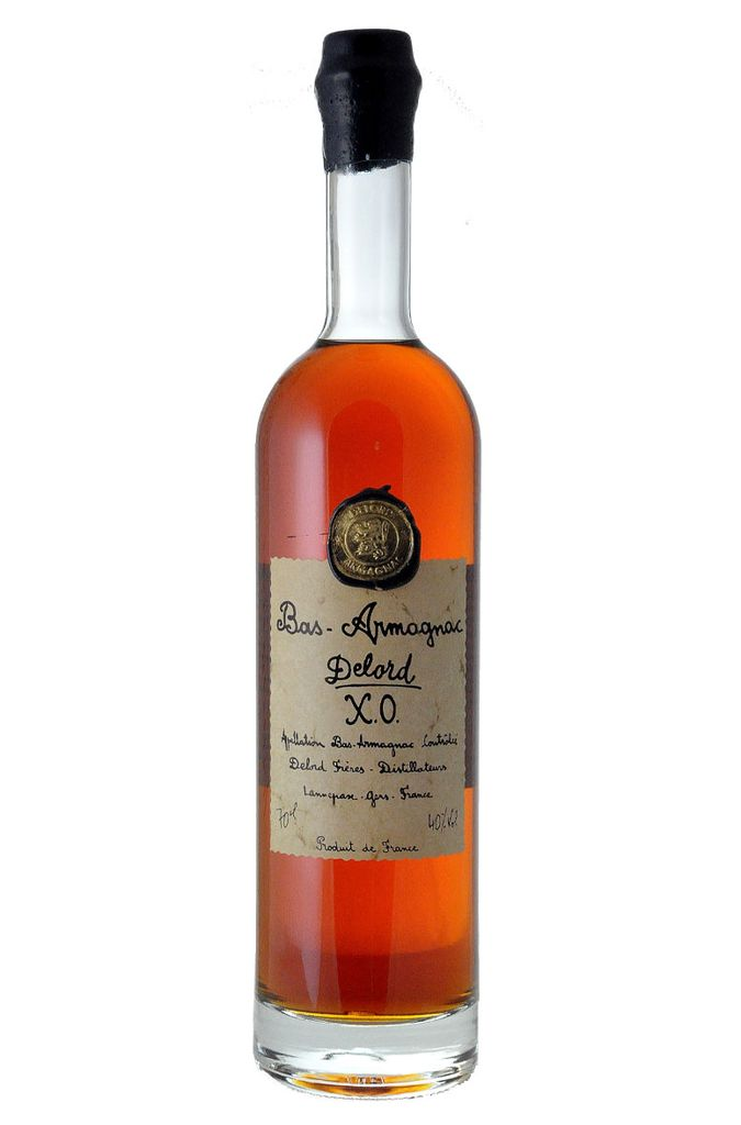 Brandy Delord XO 15 Year Armagnac 750ml