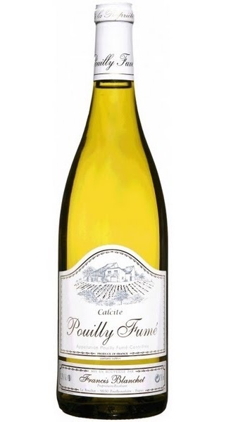 "French Wine Francois Blanchet Pouilly Fumé ""Calcite"" 2016 750ml"