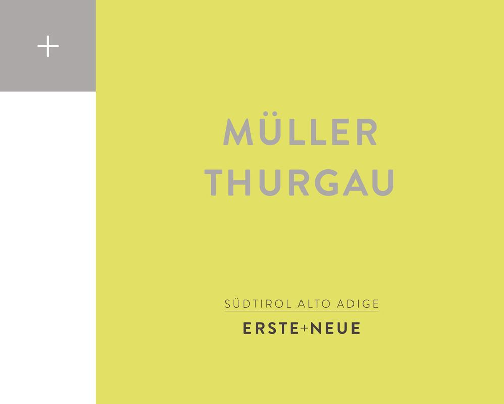 Italian Wine Erste+Neue Muller Thurgau Sudtirol Alto Adige 2015 750ml