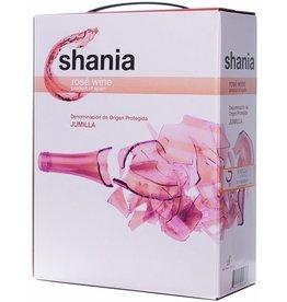 Spanish Wine Shania Rosé Jumilla 2017 3L Box