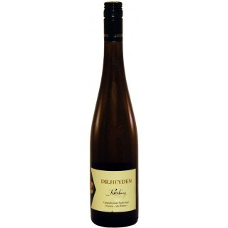 German Wine Dr. Heyden Riesling Opppenheimer Sacktrager Alte Reben Old Vine Trocken Dry AP 4 387 434 0018 15 2014 750ml