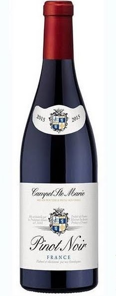 French Wine Campet Ste. Marie Pinot Noir Pay d'Oc 2016 750ml